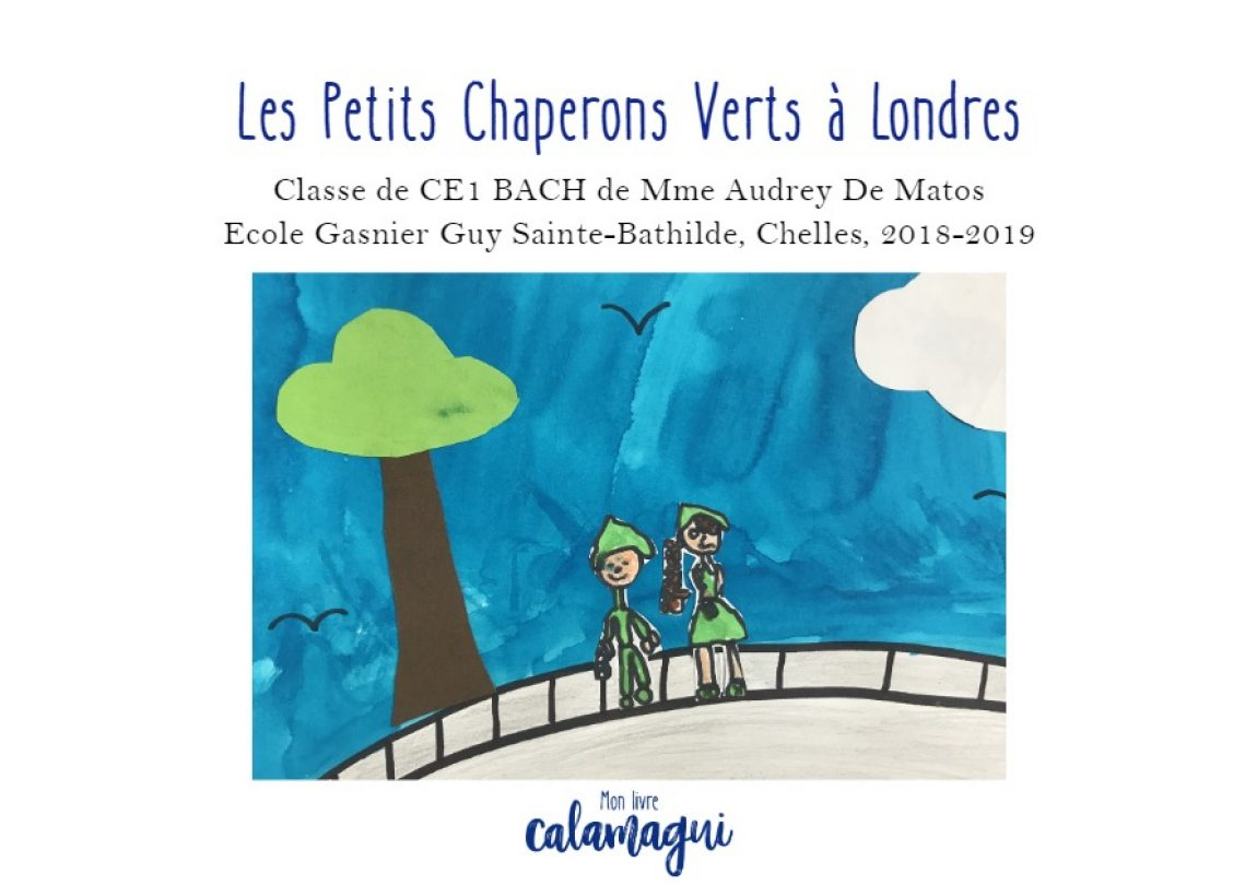 Les Petits Chaperons Verts à Londres
