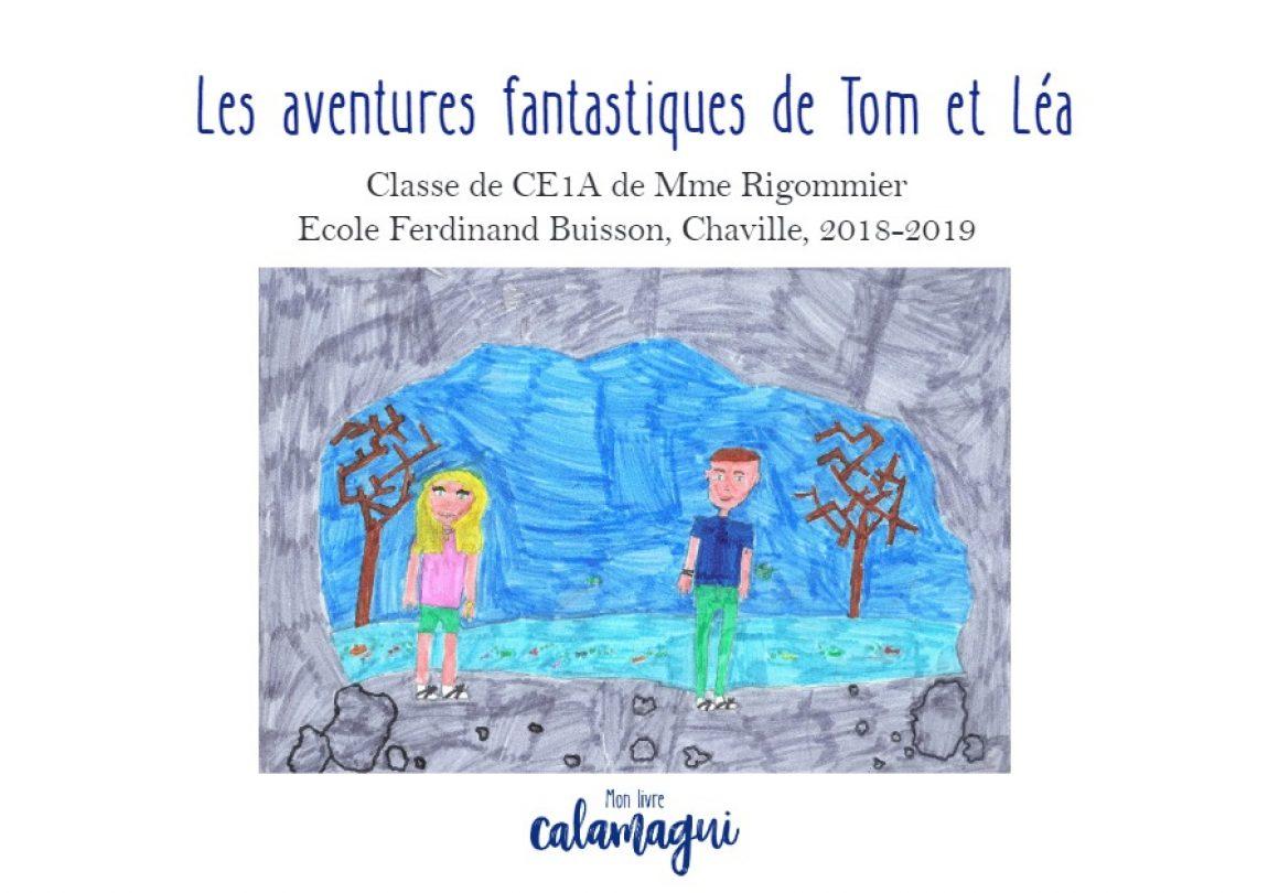 Les aventures fantastiques de Tom et Léa