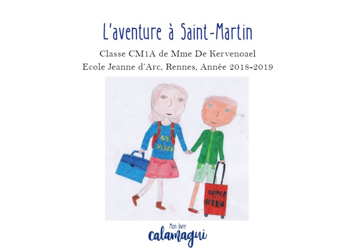 L'aventure à Saint-Martin