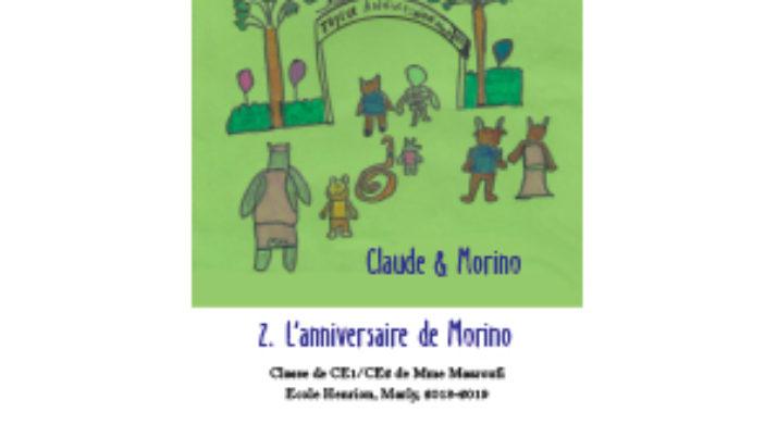 L'anniversaire de Morino