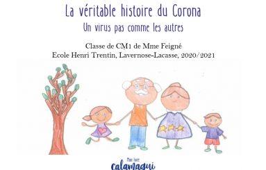 la veritable histoire du corona nathalie feigne