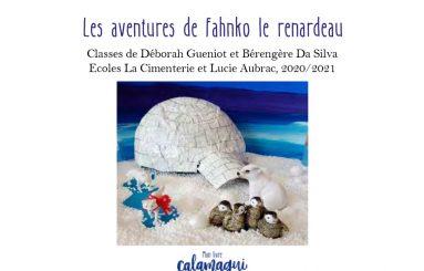 concours les aventures de fahnko le renardeau deborah gueniot
