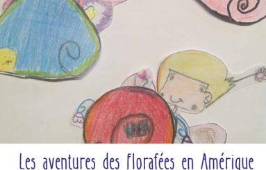 concours les aventures des florafees en amerique aline pinto