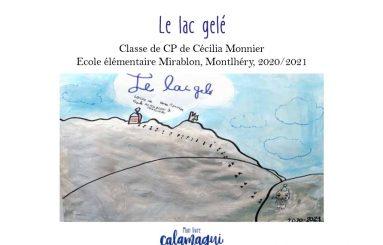 concours le lac gele cecilia monnier