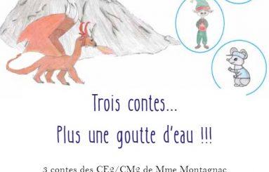 concours 3 contes une goutte d rsquo eau veronique montagnac