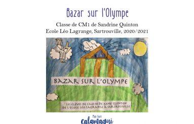 concours bazar sur l olympe sandrine quinton