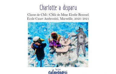 concours charlotte a disparu elodie roussel