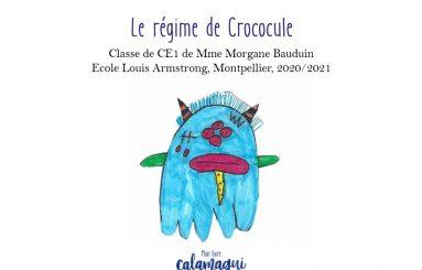 concours le regime de crococule morgane bauduin
