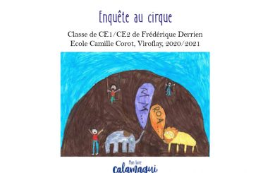 concours enquete au cirque frederique derrien