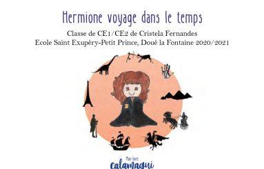 concours hermione voyage dans le temps cristela fernandes