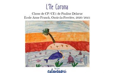 concours l ile corona pauline delarue