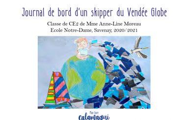 journal de bord d un skipper du vendee globe anne line moreau