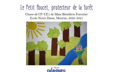 concours le petit poucet protecteur mme forestier
