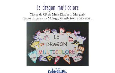 concours le dragon multicolore elisabeth margerit