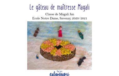 concours le gateau de maitresse magali magali jan