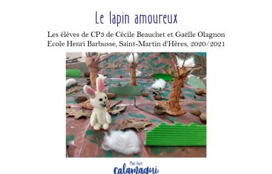 concours le lapin amoureux cecile beauchet