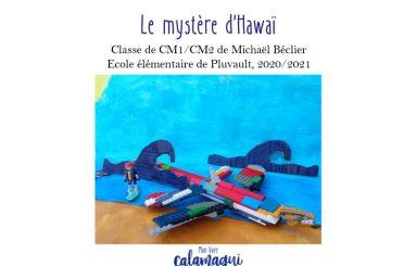 concours le mystere d hawai michael beclier