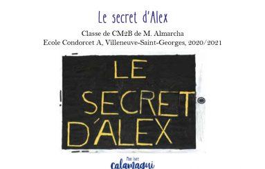 concours le secret d alex matthieu almarcha