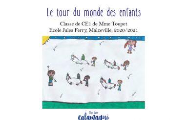 concours le tour du monde des enfants adeline toupet