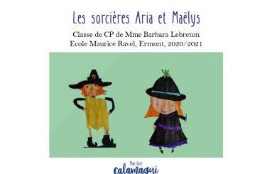 concours les sorcieres aria et maelys barbara lebreton