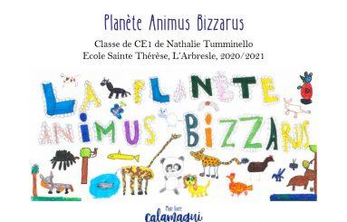 concours planete animus bizzarus nathalie tumminello