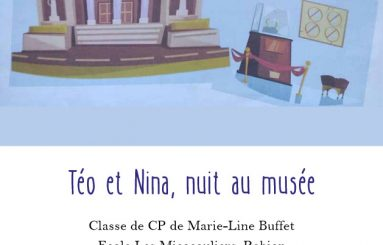 teo et nina nuit au musee ndash marie line buffet