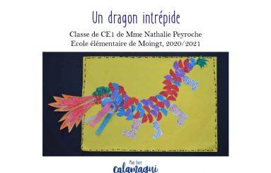 concours un dragon intrepide nathalie peyroche