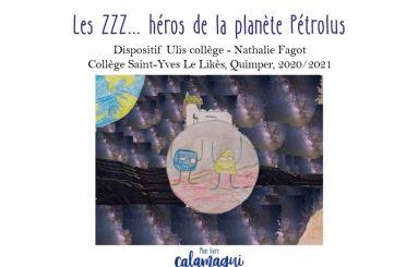 concours les zzz heros de la planete petrolus nathalie fagot